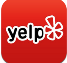 Yelp social networks