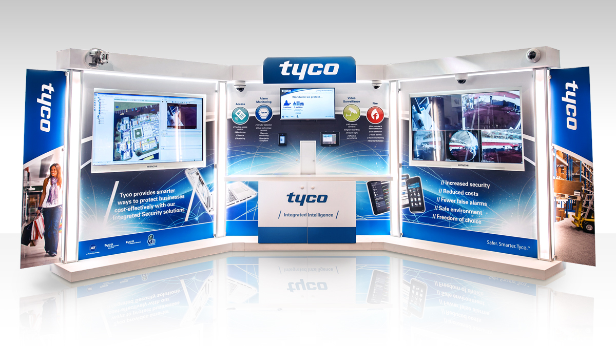 Tyco integrated Stand