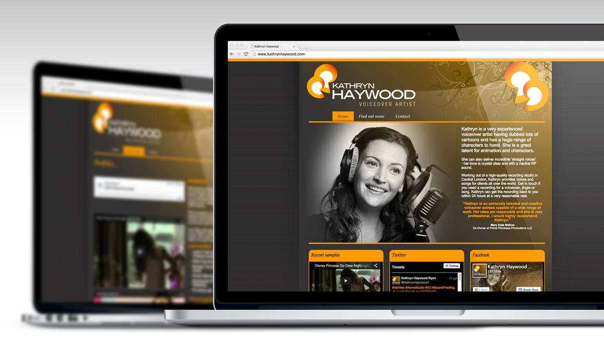 Full Website design